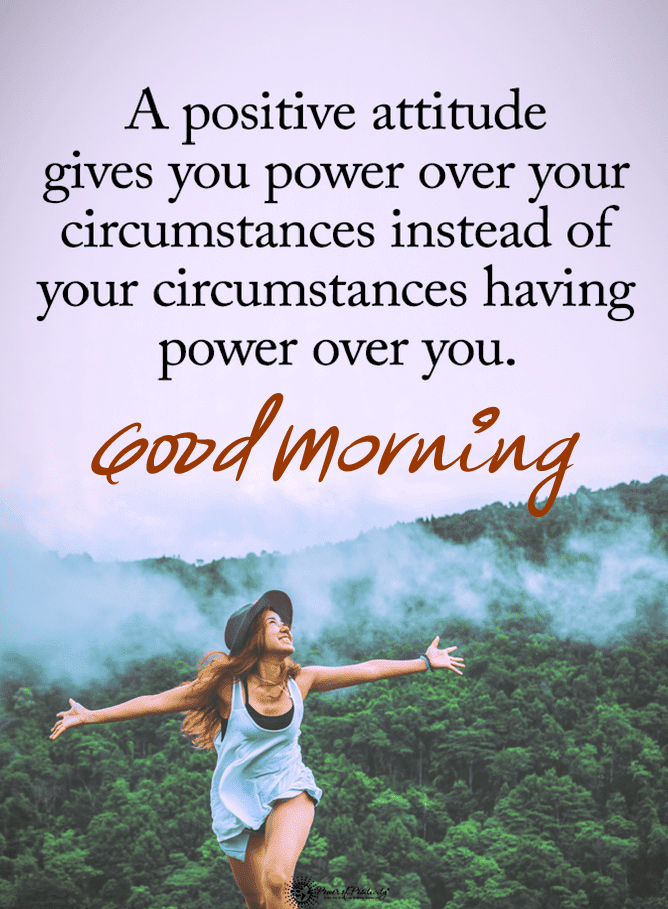 Good Morning with Thought