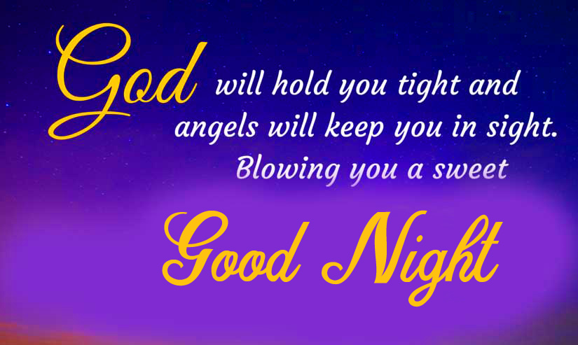 Good Night Quotes Picture HD