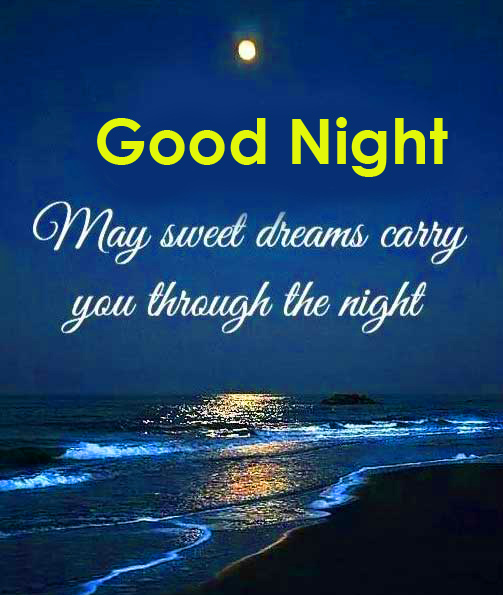Good Night Wish with Lovely Quotes
