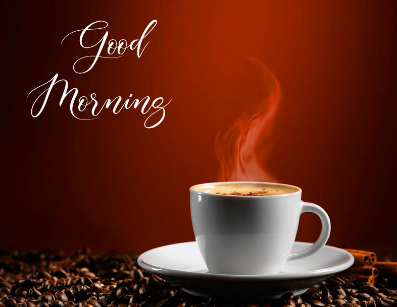 HD Cup of Coffee Good Morning Image