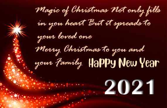 Happy New Year Message Picture