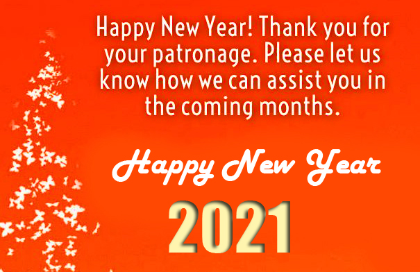 Happy New Year with Wishing Quotes