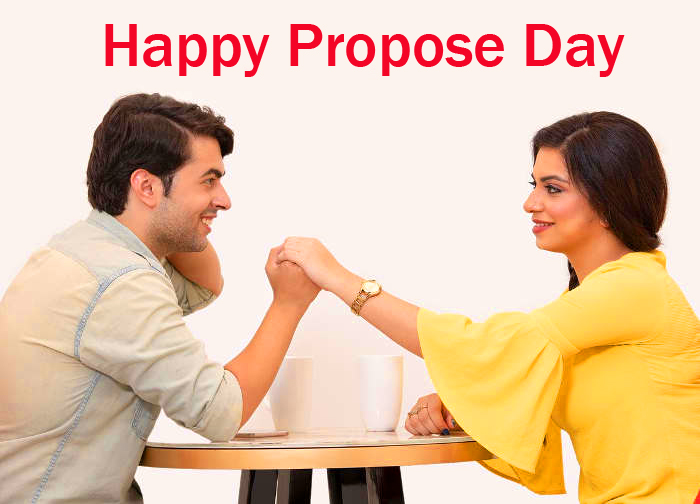 Happy Propose Day Wish