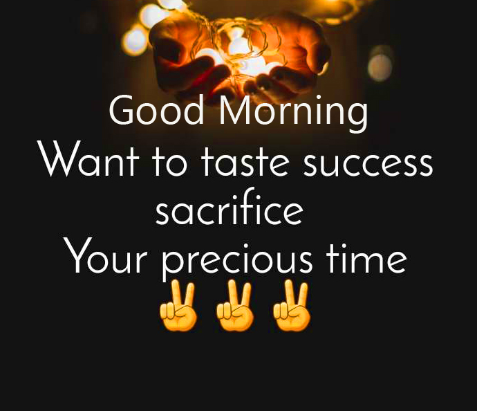 Latest Good Morning Pic with Quotes