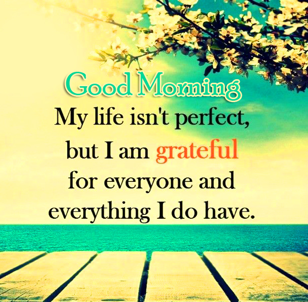 Lovely Good Morning Quotes Image