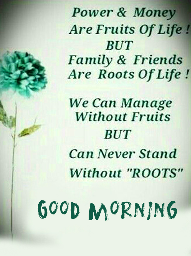 Lovely HD Good Morning Quotes Image