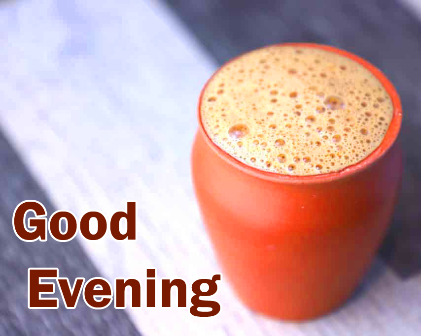 Lovely Kulhad Wali Chai Good Evening Pic