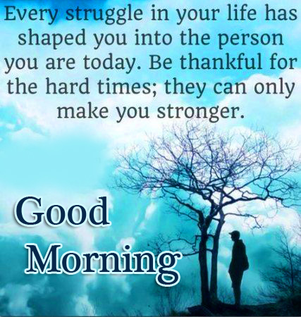Lovely Motivational Quotes Good Morning Image