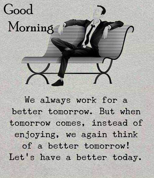 Lovely Quotes Good Morning Picture HD