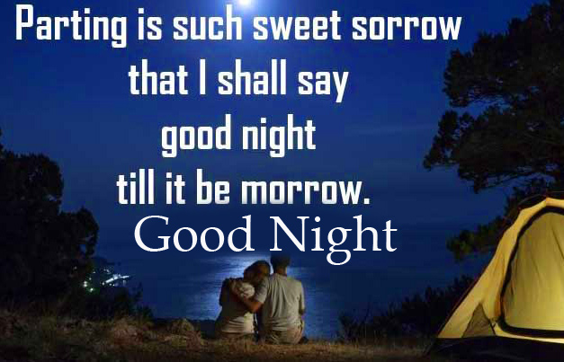 Lovely Quotes Good Night Wallpaper