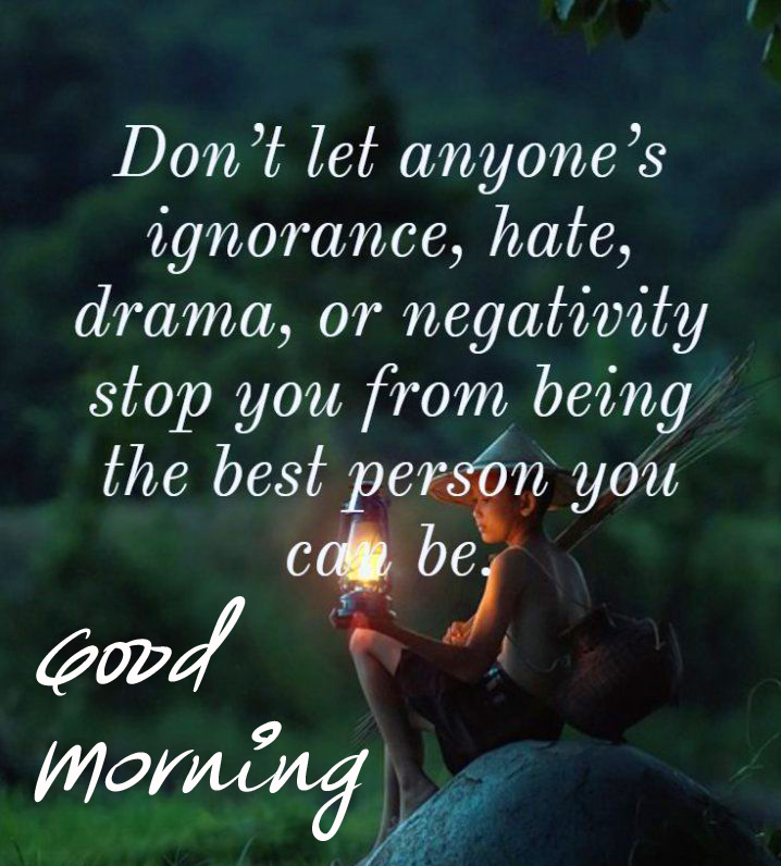Lovely Thought Good Morning Pic HD
