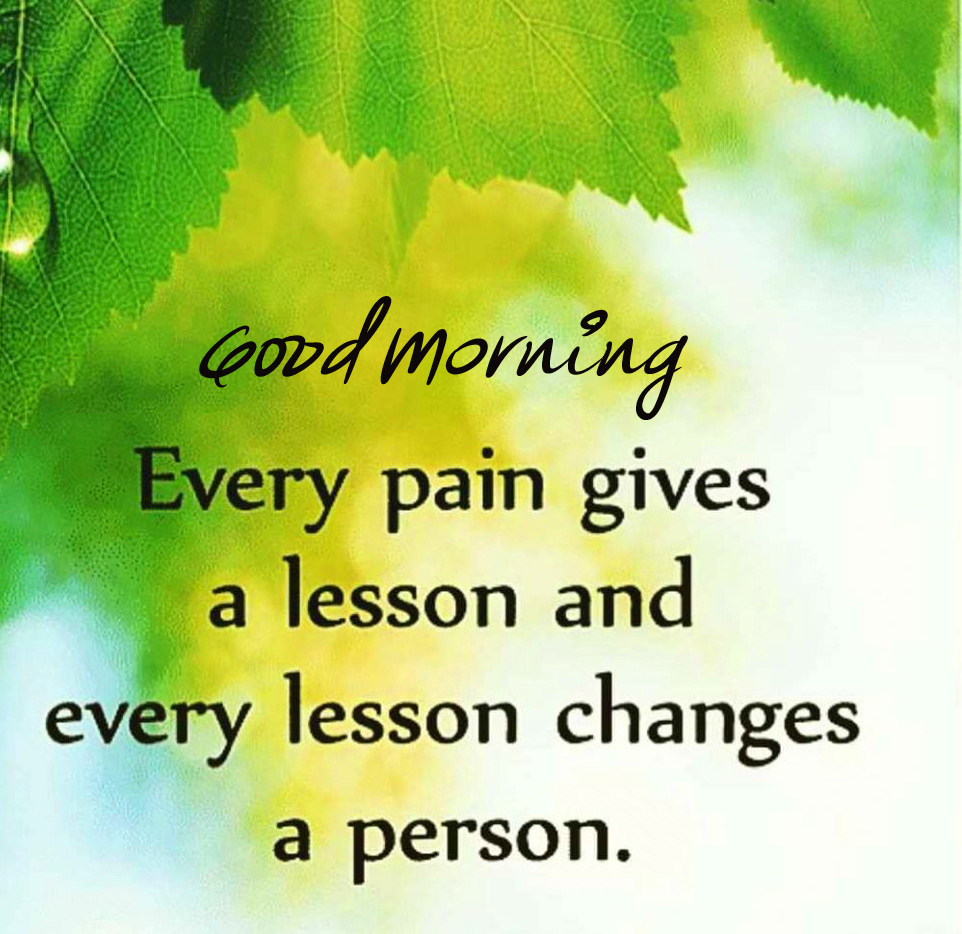 Lovely Thought Good Morning Pic