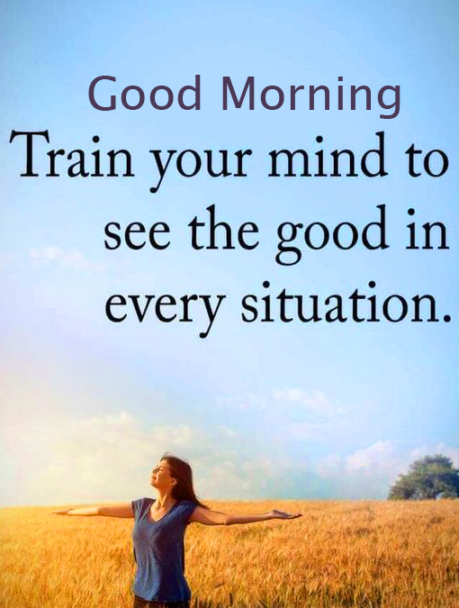 Mind Quotes Good Morning Image