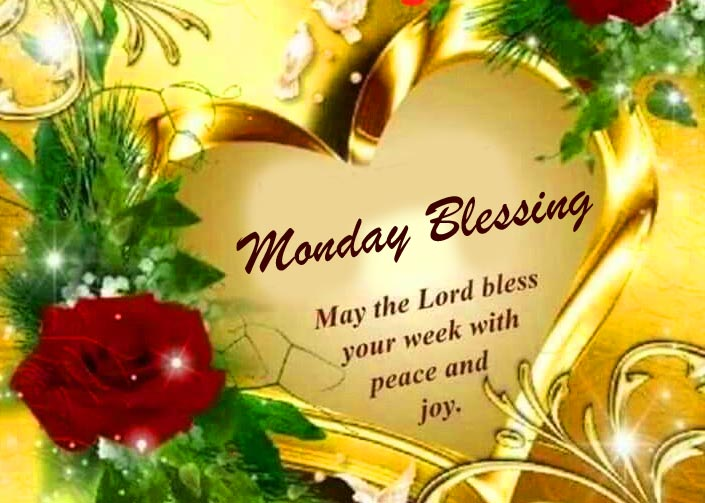 Monday Blessing Wish