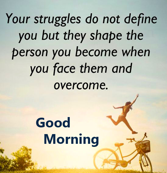 Motivational Quotes Good Morning Photo