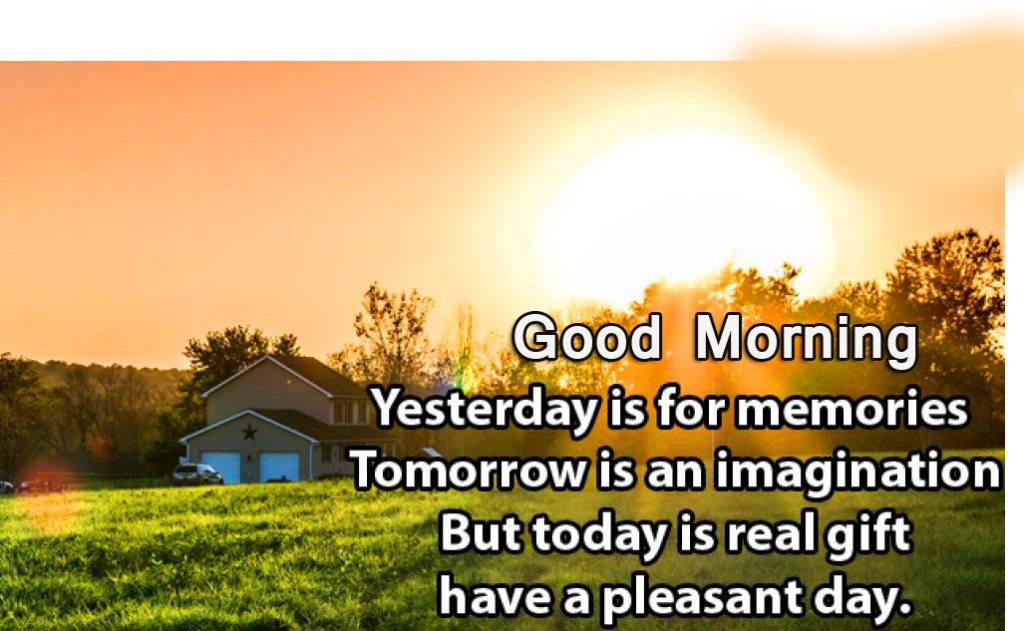 52+ Good Morning Images in English (new photos)