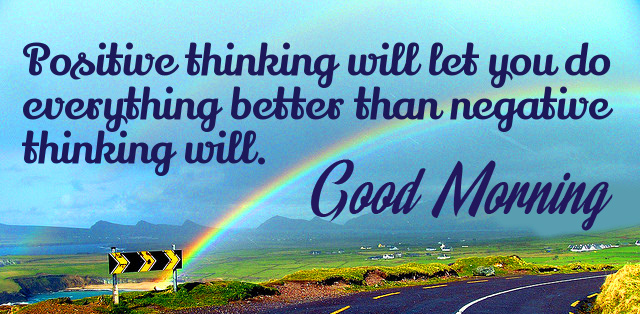 Quotes Good Morning Picture HD