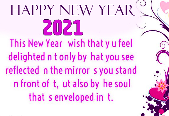 Quotes Happy New Year Image