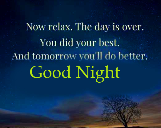 Quotes with Best Good Night Wish