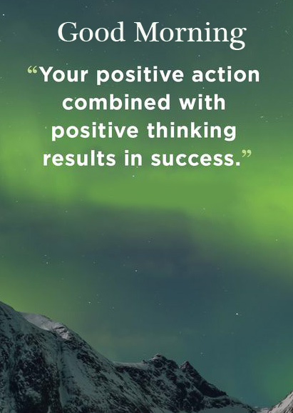 Successful Motivational Quotes Good Morning Wallpaper