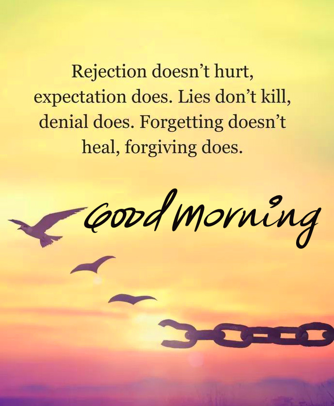 Thought Good Morning Image