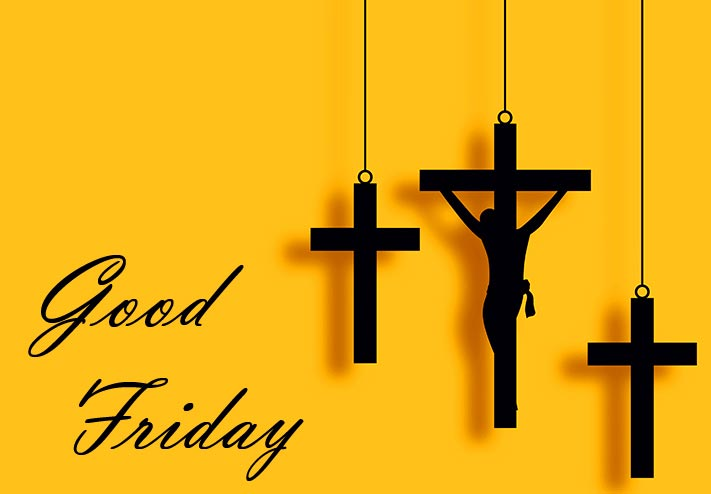Animated Good Friday Wish Picture