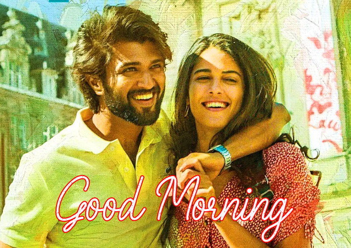 Beautiful Lover Good Morning Picture
