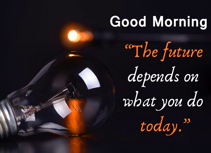 Beautiful Positive Quotes Good Morning Image