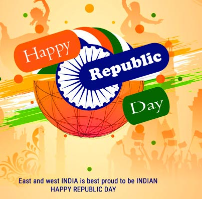 Beautiful and Lovely Happy Republic Day Image HD