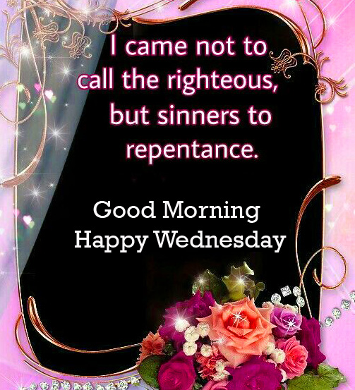 Best Blessing Quotes with Good Morning Happy Wednesday Wish