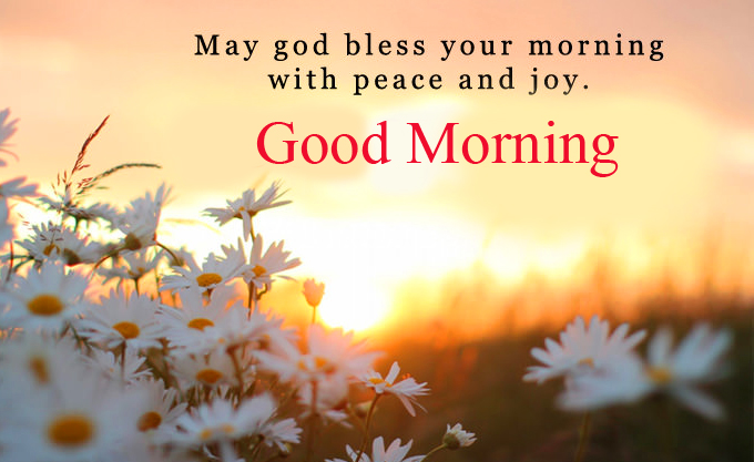 Best Good Morning Wish with Blessing Message