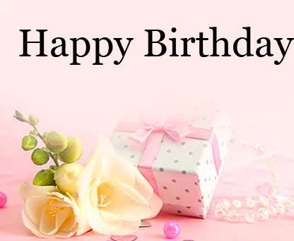 Best Happy Birthday Wish Gifts and Flowers Pic