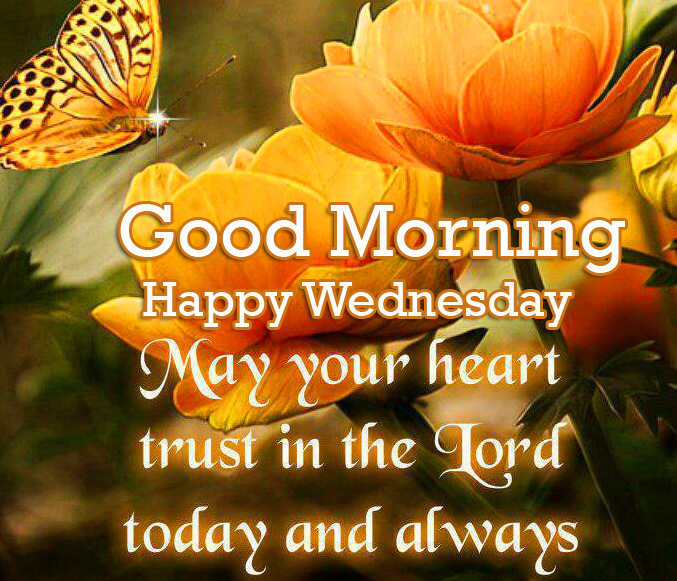 Bless Quotes Good Morning Happy Wednesday Image