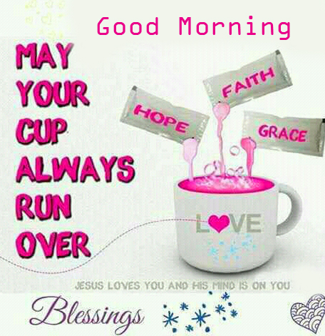 Blessing Good Morning Message Pic