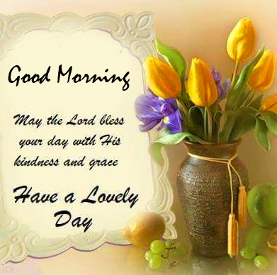 Blessing Good Morning Pic HD