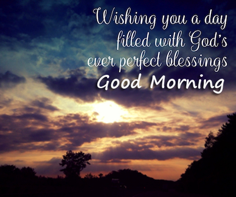 Blessing HD Good Morning Image