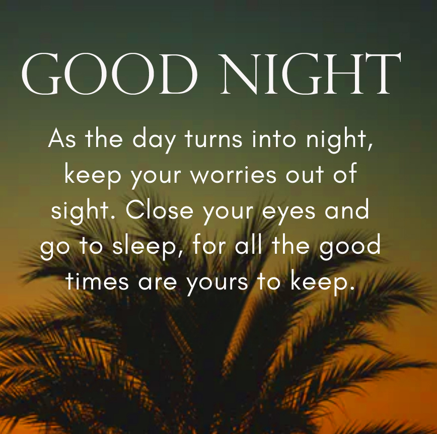 Blessing HD Good Night Image