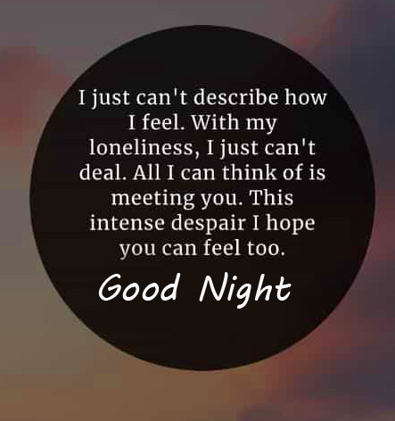 Blessing Quote Good Night Picture HD