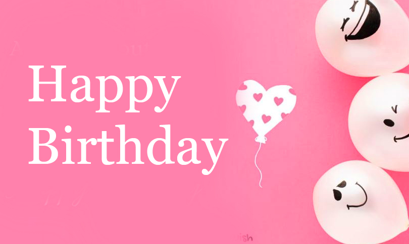 Funny and Cute Happy Birthday Wallpaper