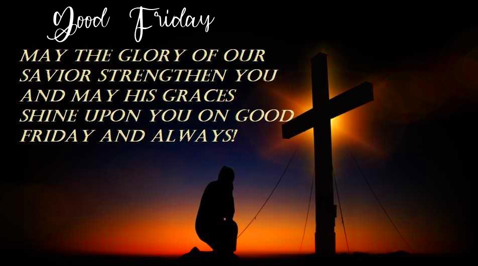 Glory Quotes Good Friday Picture