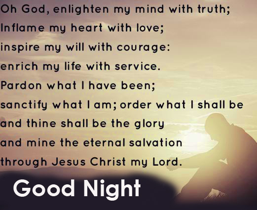 God Quotes in English with Good Night