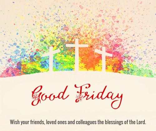 Good Friday Wish Picture HD