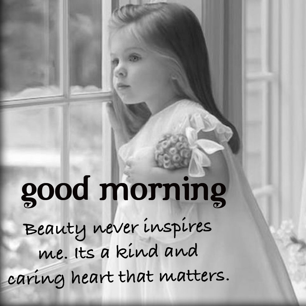 Good Morning Beautiful Baby Quotes Pic