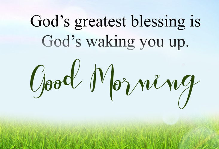 Good Morning Blessing HD Pic