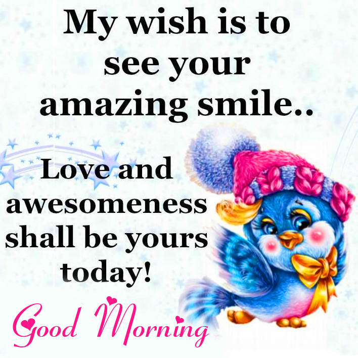 Good Morning Blessings Photo HD