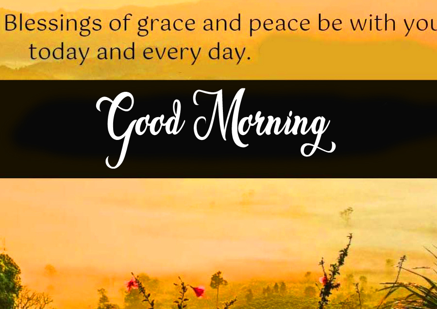 Good Morning Blessings Picture HD