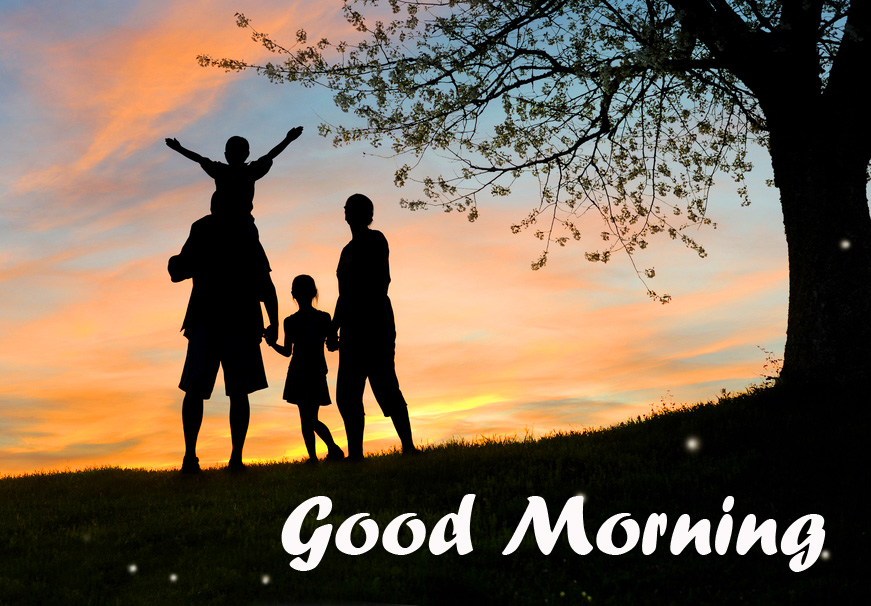Good Morning Family Picture HD