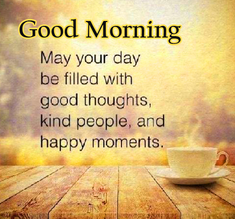 Good Morning Positive Quotes HD Pic