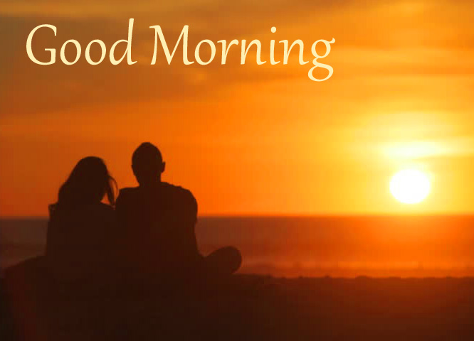 Good Morning Wish for Lover