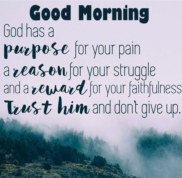 Good Morning Wish with Positive Quotes HD